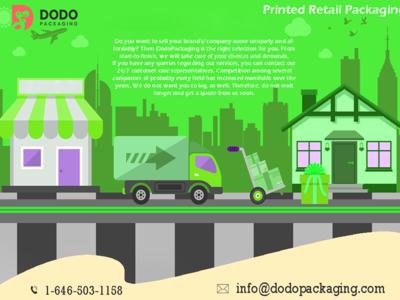 Printed Retail Packaging