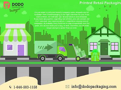 Printed Retail Packaging custom business cardboard custompackaging advertisement marketing packagingdesigns boxes dodopackaging customretailpackaging packaging customboxes retail