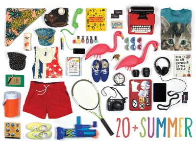 20+   SUMMER 20 twentyplus summer river valley church young adults photo things organized neatly the summer kit