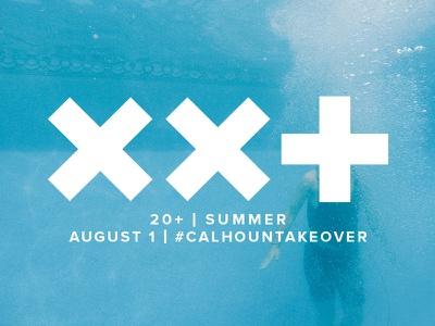 20+  Summer  summer underwater church young adults river valley