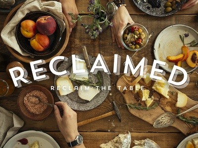 Reclaimed reclaimed food wood church sermon series trend river valley