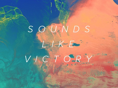 Sounds Like Victory sounds like victory album music worship river valley church