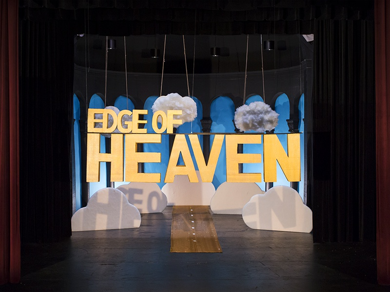 Edge of Heaven kids play edge afterlife heaven church series sermons