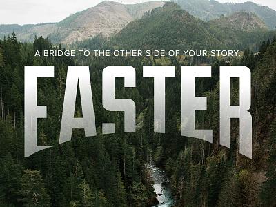Easter at River Valley Church type duke logo series sermon series church river valley easter