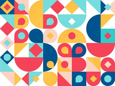 Paaatterns! Thur colorful web design branding illustration vector patterns pattern xd sketch figma freebies freebie free