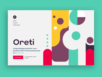 Oreti - Animated Pattern
