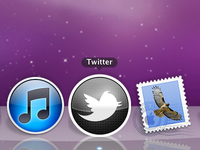 Twitter for Mac Icon twitter mac icon
