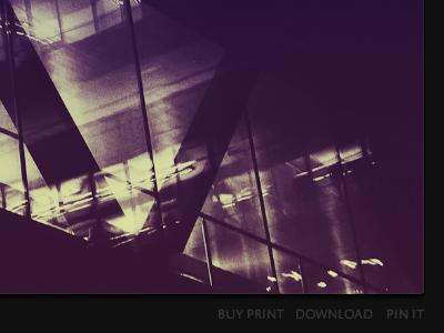 Photos photography website design minimal
