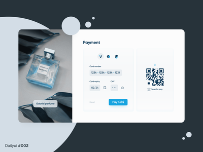 Payment design milad farahmand desktop ux checkout credit card payment daily ui dailyui ui