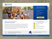 The University of Kansas online Bachelor of General Studies