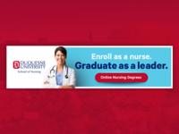 Duquesne Online Nursing Banners
