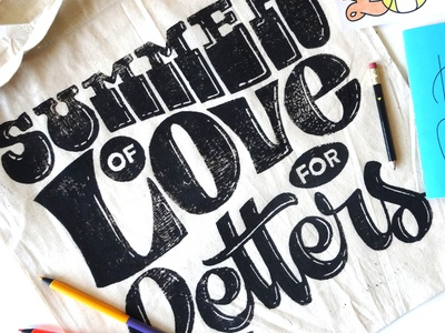 Summer of Love for Letters - Giveaway!
