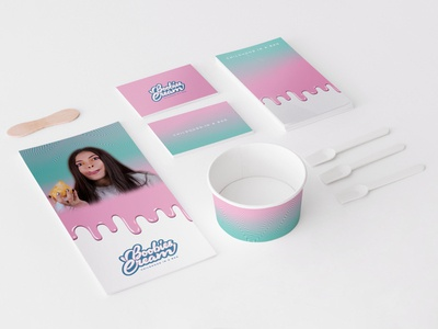 Boobies Cream Branding