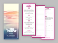 The Pink Lounge Sponsor Suite, pt 2