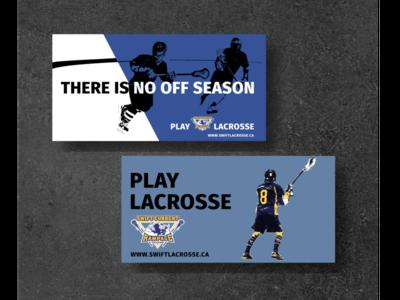 Lacrosse Billboards