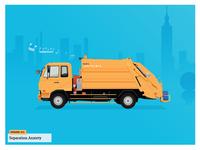 99 Percent Invisible - Taipei Dump Truck