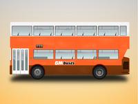 GM Bus Illustration
