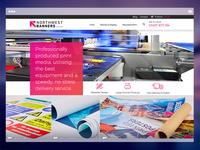 NorthWest Banners Website
