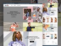 Ellesse Web Store
