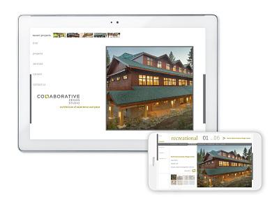 Collaborative Design Studio Website web design uxdesign ux ui design ui design