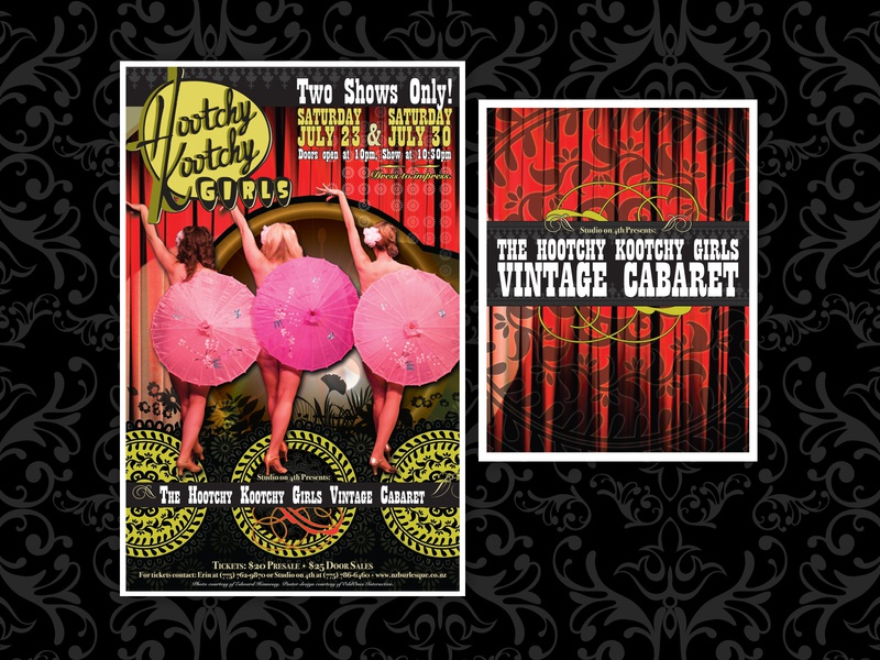 Poster and Flyer poster design branding marketing collateral design