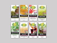 HQO Food Service Labels