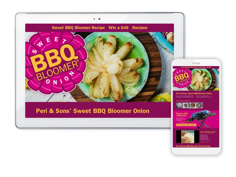BBQ Bloomer Website development company web development site design web design uxdesign ux ui design ui branding design