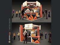 Hatchasia Booth Design