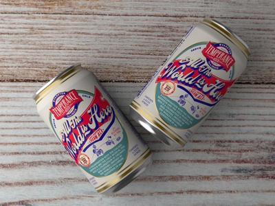 All The World is Here - Temperance Beer Co. Cream Ale