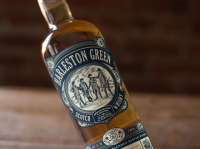 Harleston Green Scotch Whisky