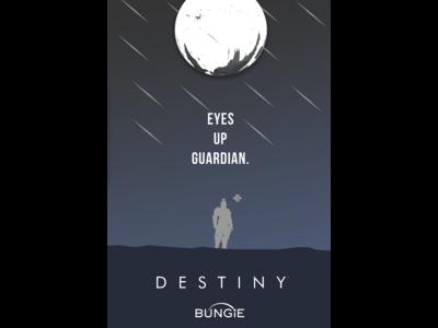 Minimal Destiny Poster