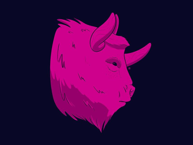 Huevember 12/30 unicorn procreate ipadpro huevember drawing