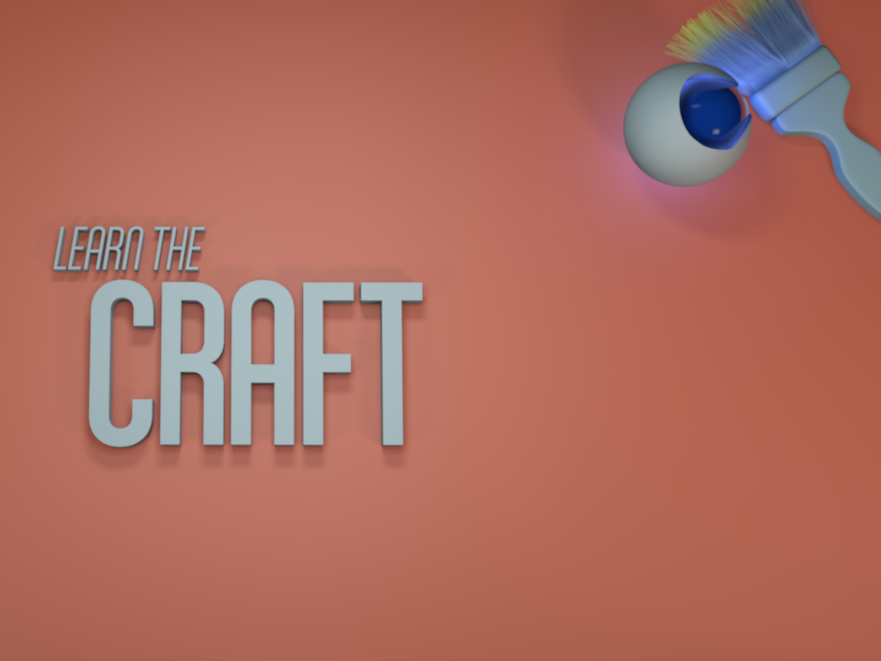 Learn The Craft cinema 4d animation bootcamp school of motion cinema4d 3d