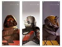 "Bungie Day ""Guardian"" Banners"