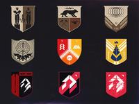 Destiny: Rise of Iron Trophies