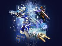 Destiny: The Dawning Key Art