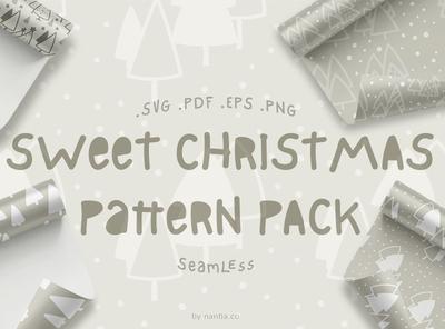 Sweet Christmas Patterns