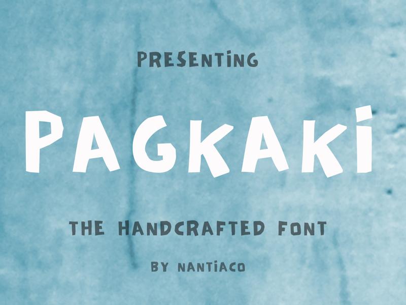 Pagkaki Font  Greek font