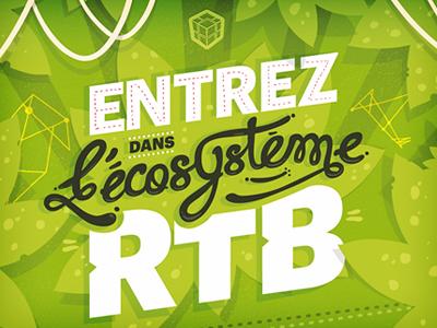 Écosystème illustration graphic-design hand-lettering
