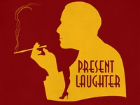 Present Laughter Show Art