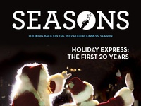 "Holiday Express ""Seasons"" Yearbook"