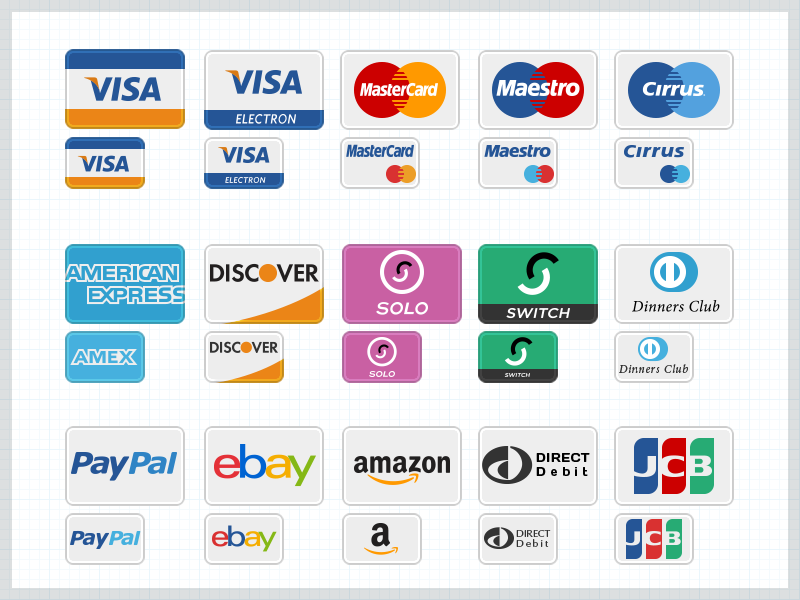 Dribbble - payment-methods-icons-retina.png by Elena Genova
