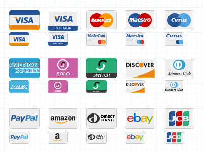 Payment Method Icons payment method icon set credit card free
