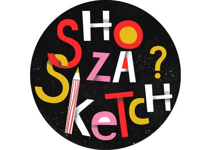 Logo for 'Shozasketch'