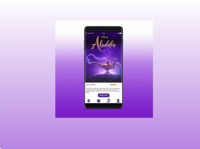 Movie App Ui Design