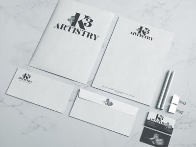 K3 Artistry Stationery