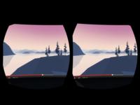 Watching online video with Firefox in VR