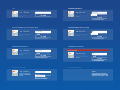 Firefox Test Pilot Email Footer solicitation footer fields form newsletter email ui firefox ux mozilla