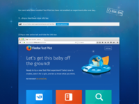 Enticing Firefox Test Pilot Users to Install an Experiment