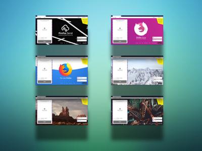 Firefox Send Redesign